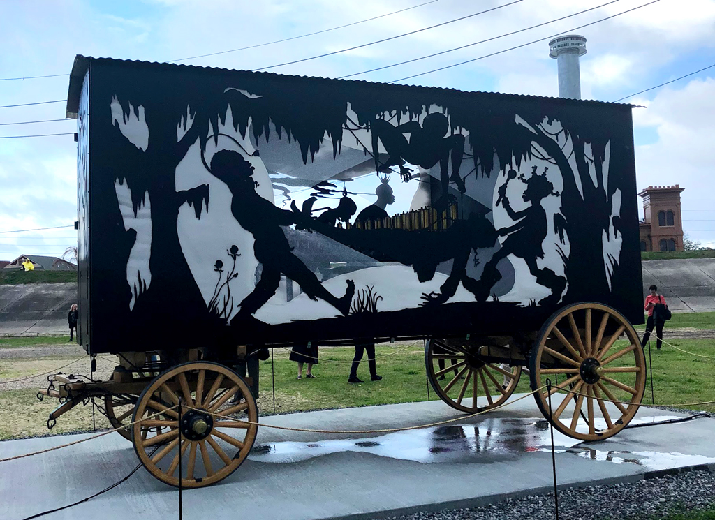 Kara Walker's Steam-Powered Calliope to Travel to New York -ARTnews