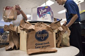 Kroger unveils plans for a line of plant-based products, including sausage and deli slices
