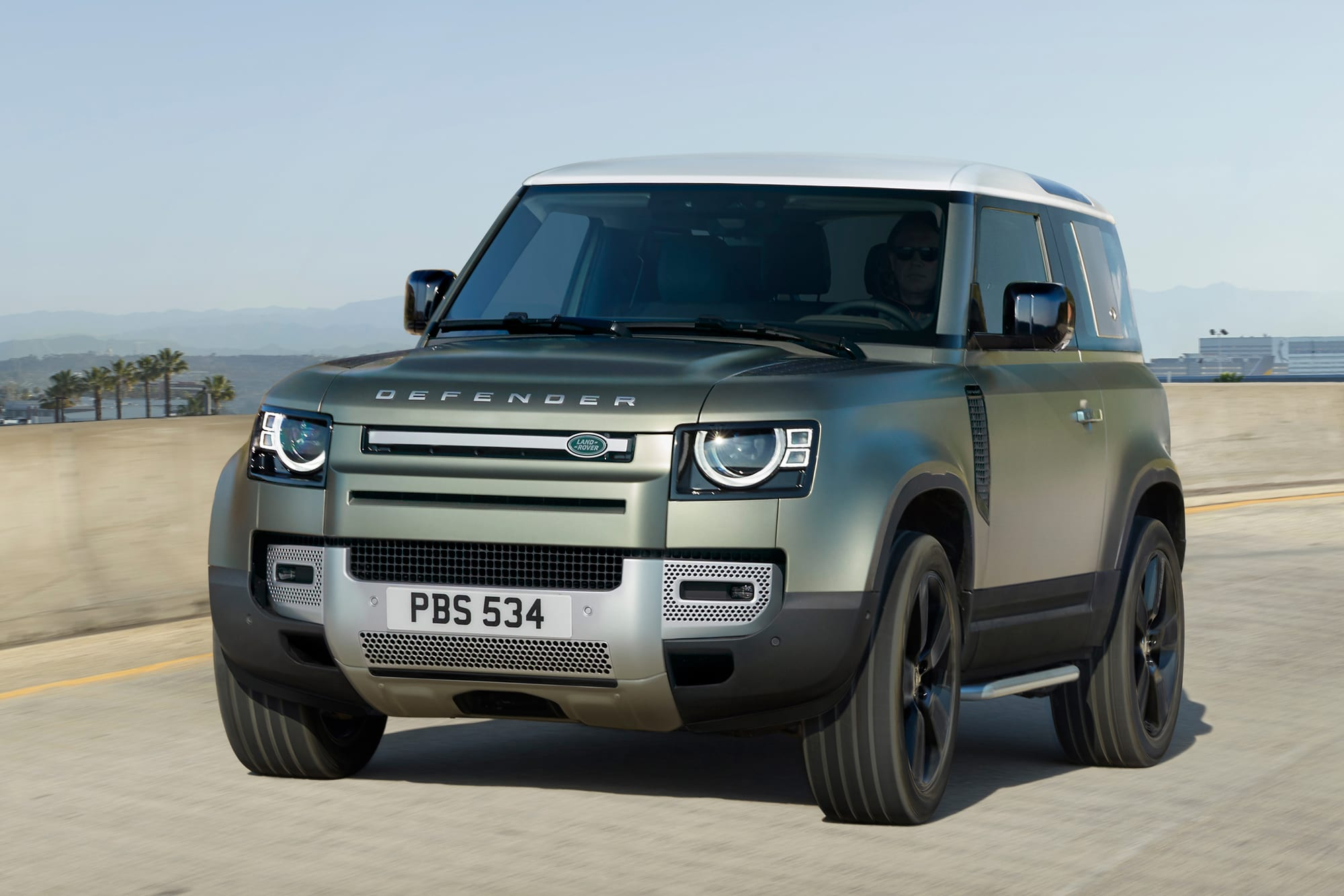 Land Rover unveils the all new Defender at Frankfurt Motor Show after 22-year hiatus in US