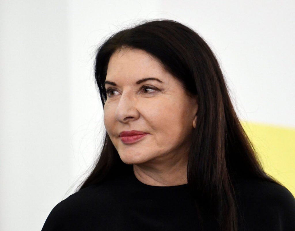 Marina Abramovic's Nude Performance Piece 'Imponderabilia' Goes to London in 2020—Can Brits Take the Heat? -ARTnews