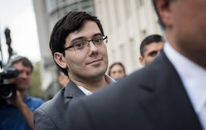 Martin Shkreli sues man over $420,000 debt he owes man's dad
