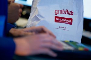 McDonald's adds GrubHub as its latest delivery partner