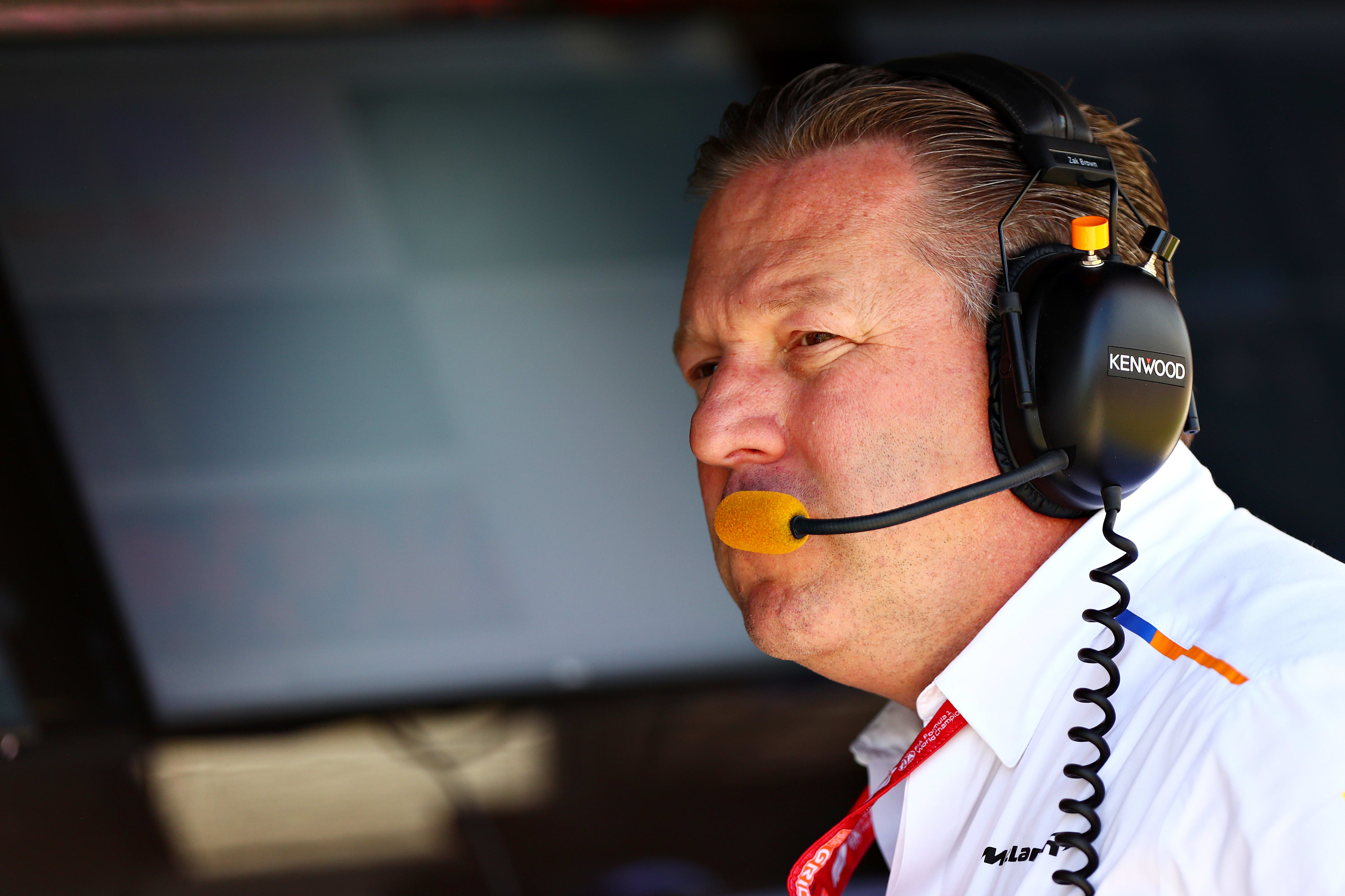 McLaren Racing CEO on challenges amid Brexit, trade tensions