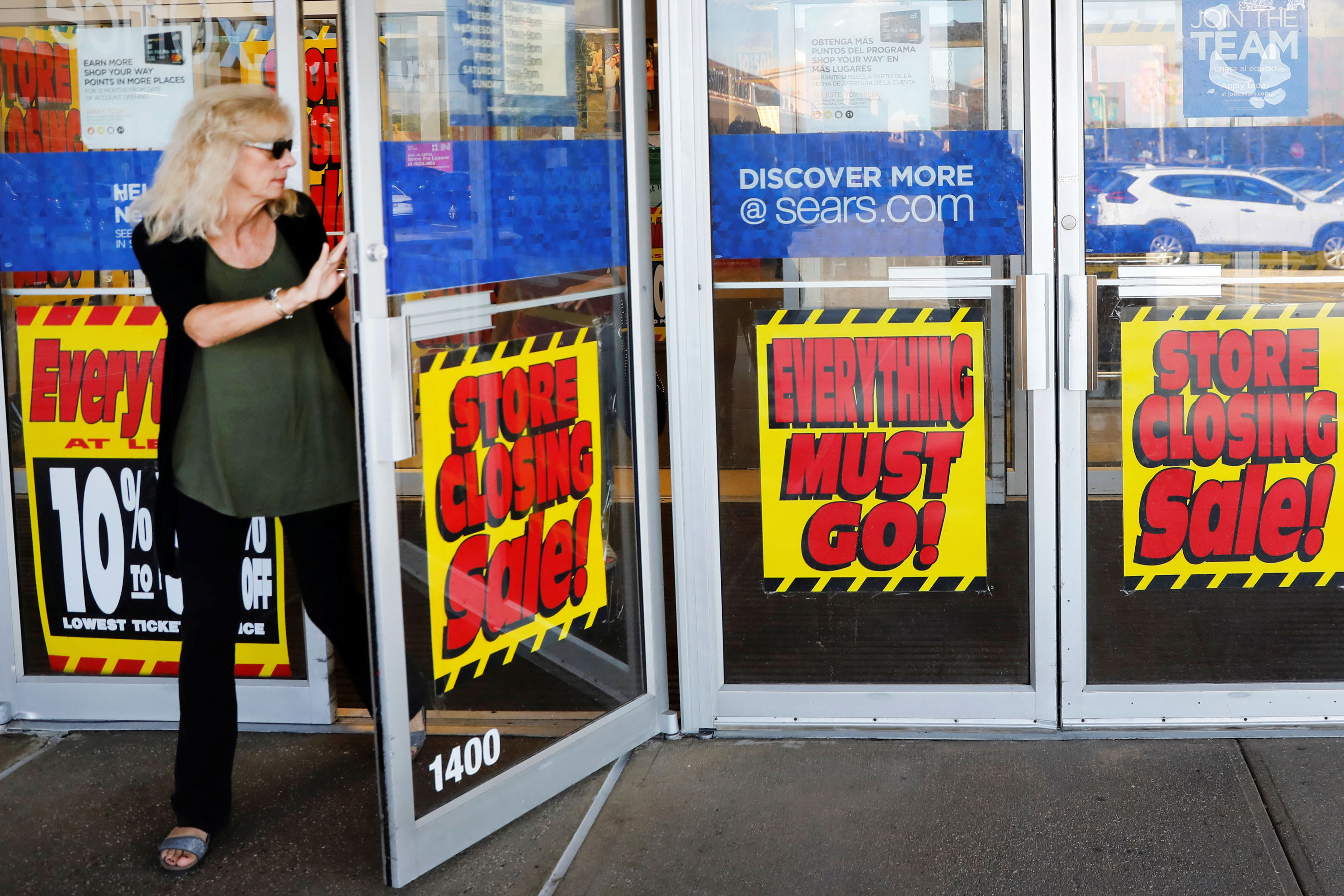 More broken promises at Sears as layoffs and store closures top original projections