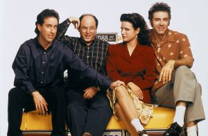 Netflix snags 'Seinfeld' as streaming wars heat up