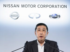 Nissan's CEO exit complicates turnaround efforts as corruption scandal spreads