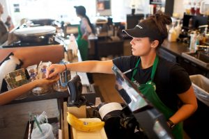 Starbucks stock falls after SEC questions accounting policies