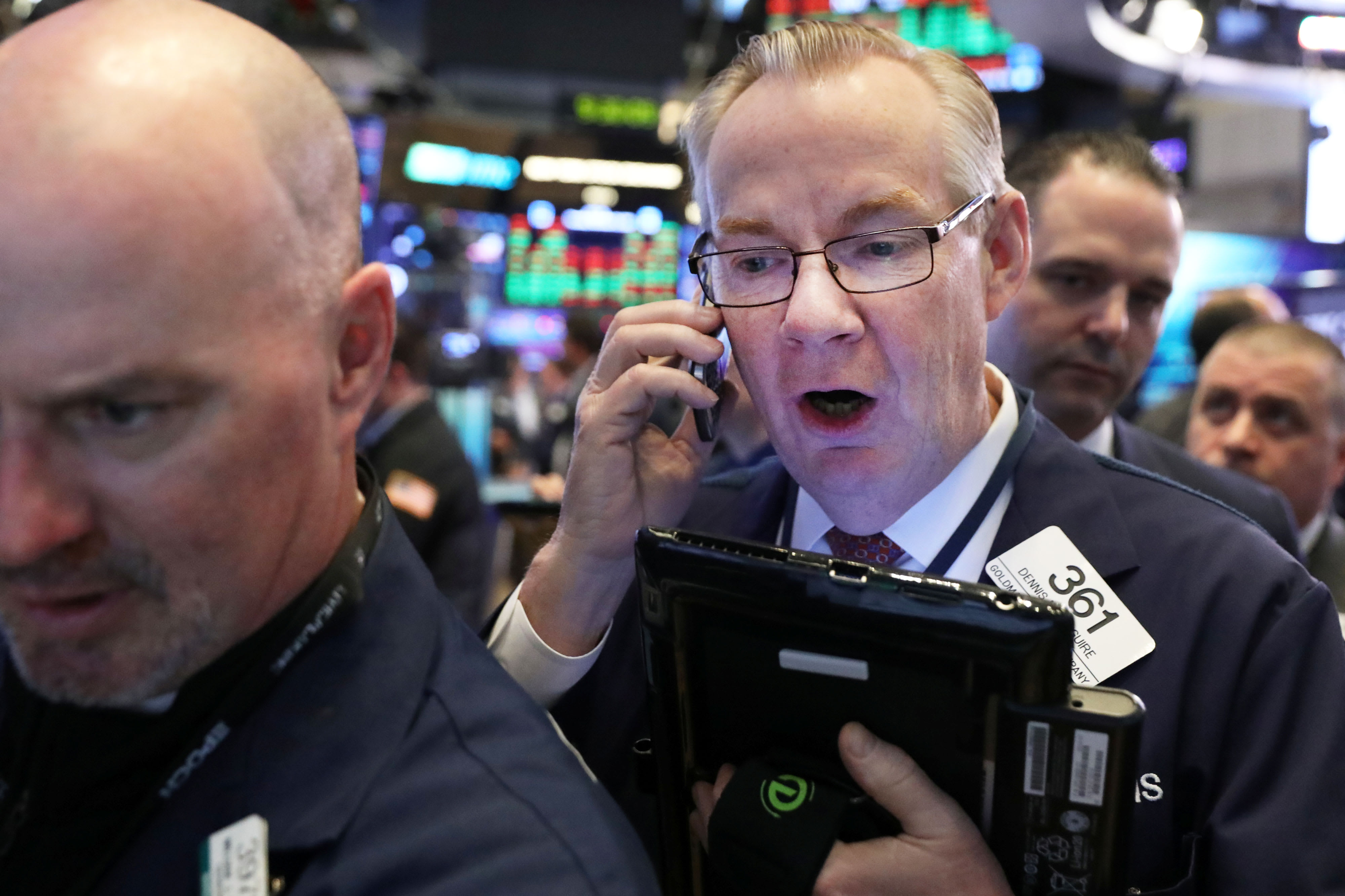 Stocks making the biggest moves midday: Lyft, Exxon Mobil, GM