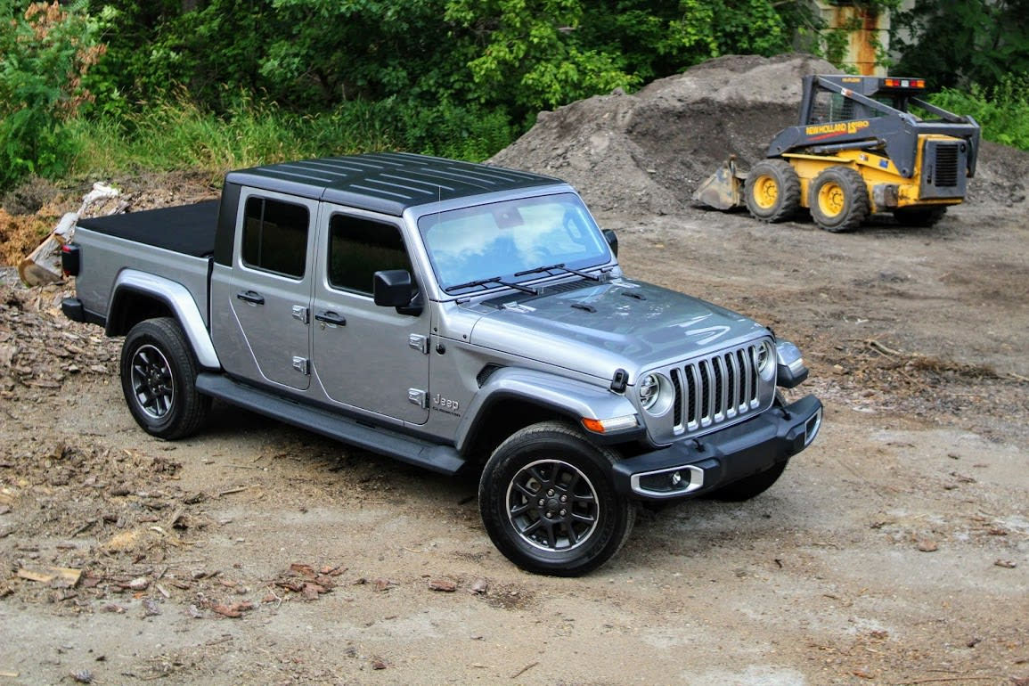 The 2019 Jeep Gladiator pickup is extremely cool, smartly designed and incredibly capable