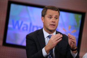 The memo from Walmart's CEO about pulling back on ammunition sales