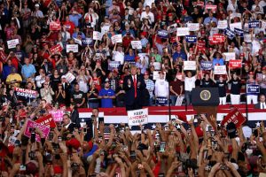 Trump will win presidential election in 2020, business survey reveals