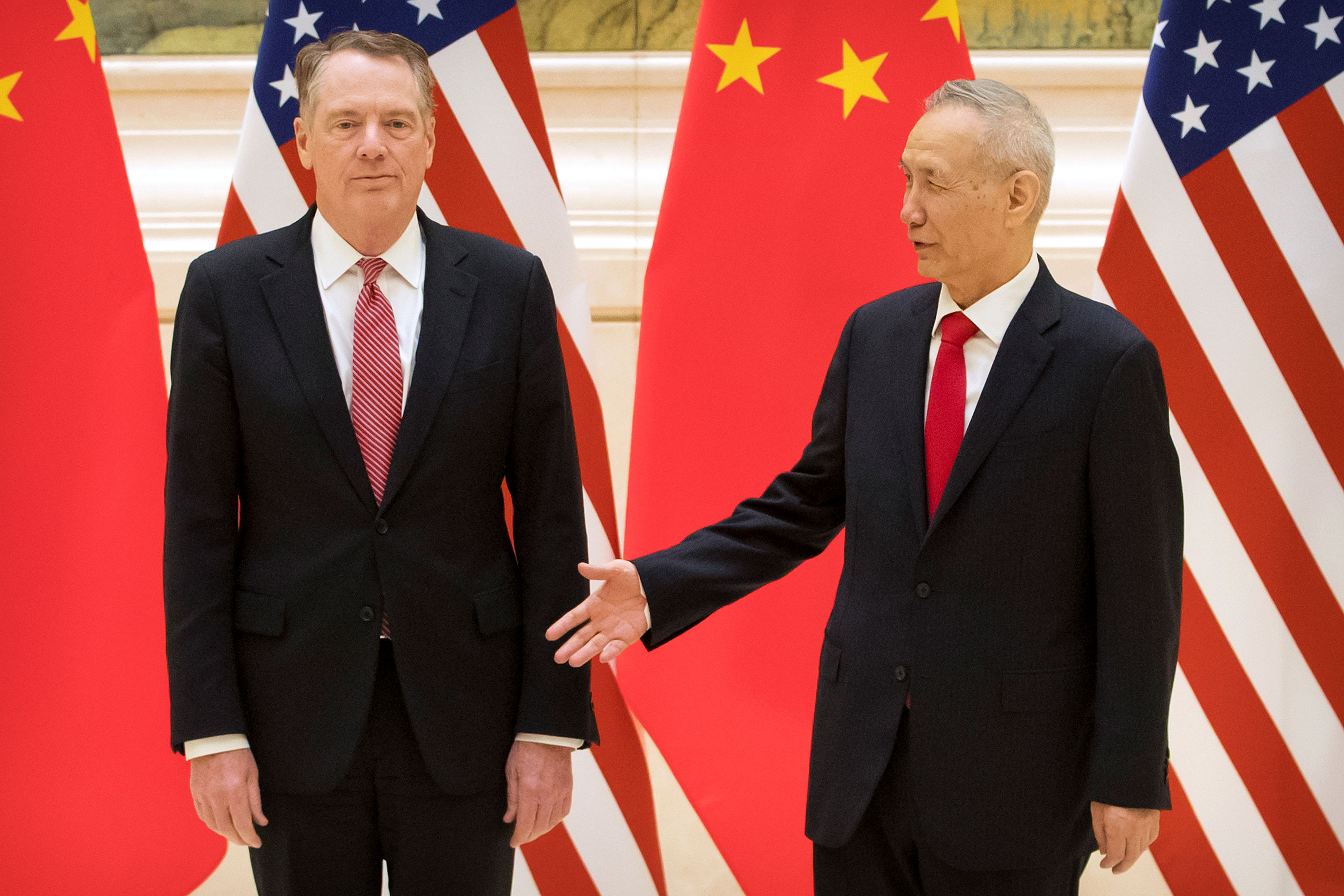 US–China trade war optimism? Big companies are not buying it