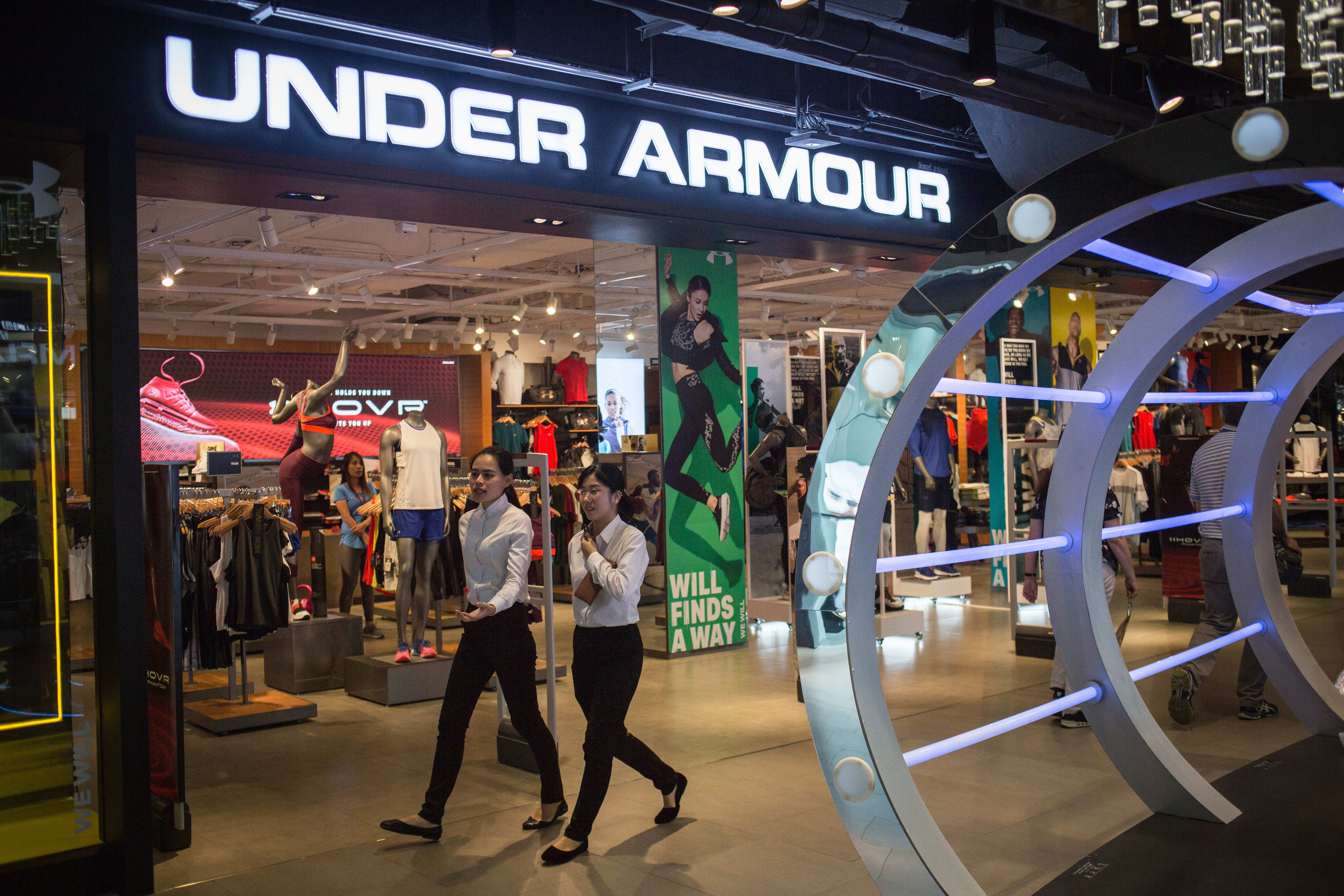 Under Armour names new North American president to lead struggling home market