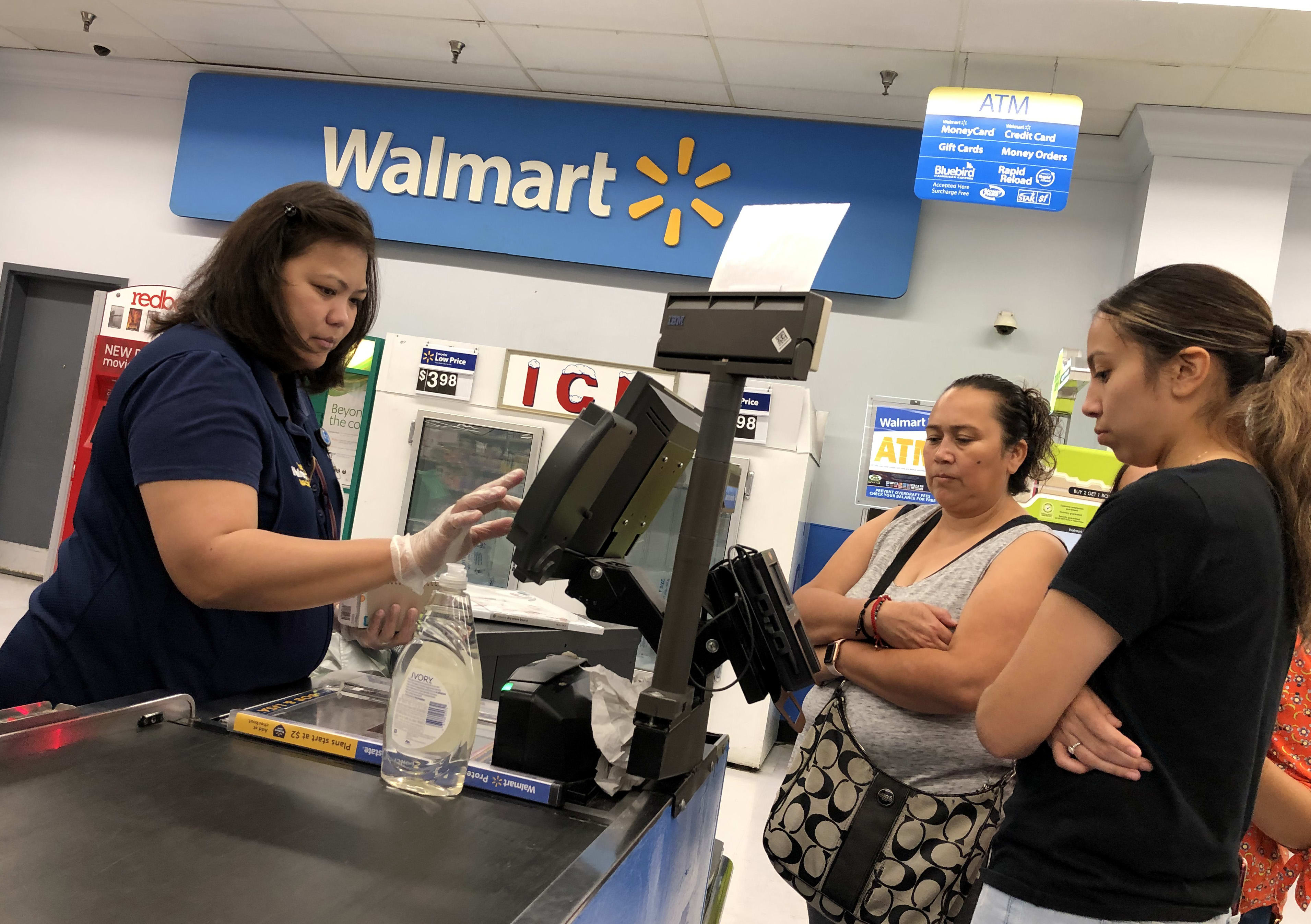 Walmart likely discriminated against female workers in stores, WSJ says