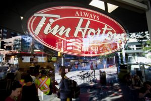 Why Tim Hortons isn't as popular as Starbucks or Dunkin' in the US
