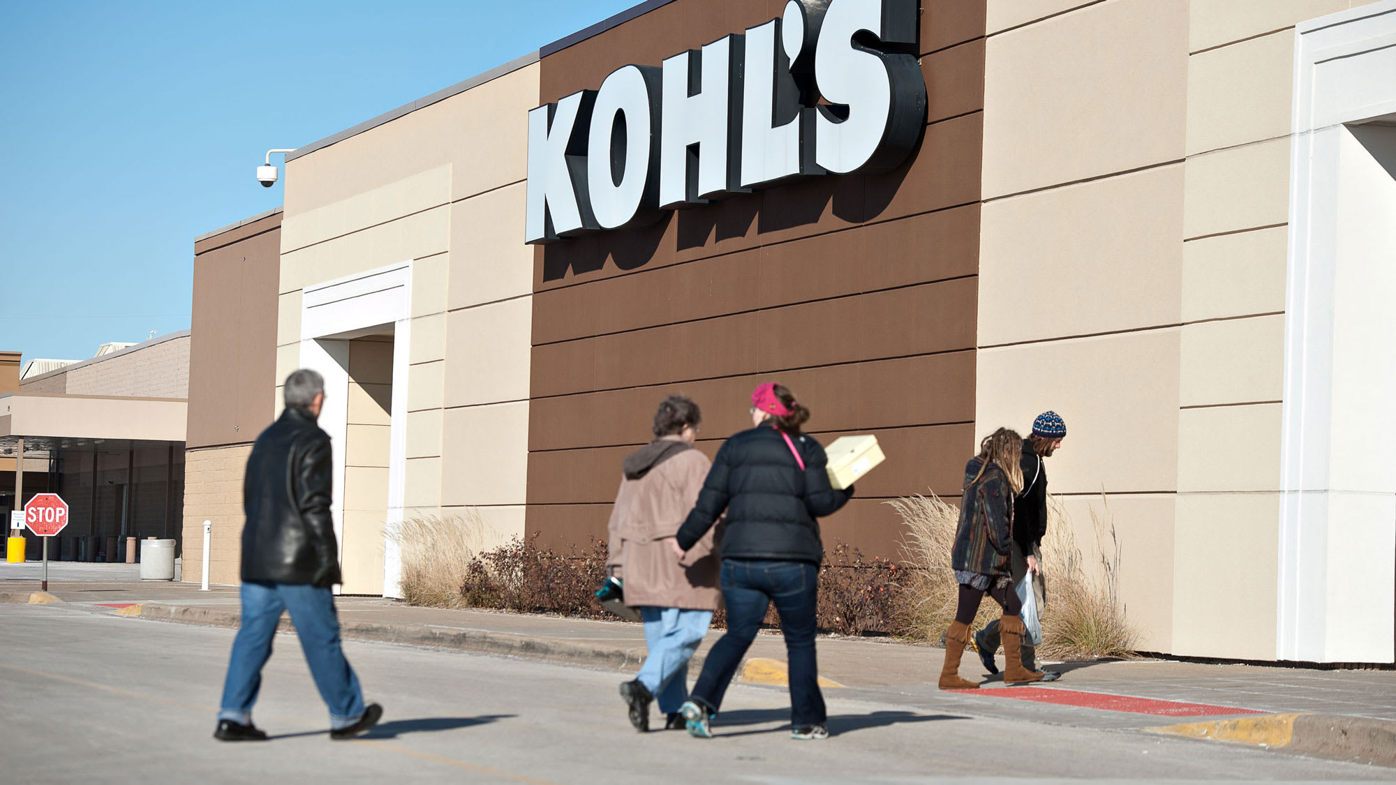 How Kohl's is surviving retail disruption