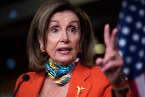 Nancy Pelosi calls for CDC to mandate Americans wear masks amid surge in coronavirus cases