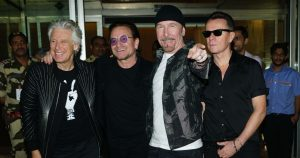 U2 band members invest in Irish tech fund hoping to raise $112 million