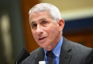 Dr. Anthony Fauci pleads with young people: 'you're propagating the pandemic'