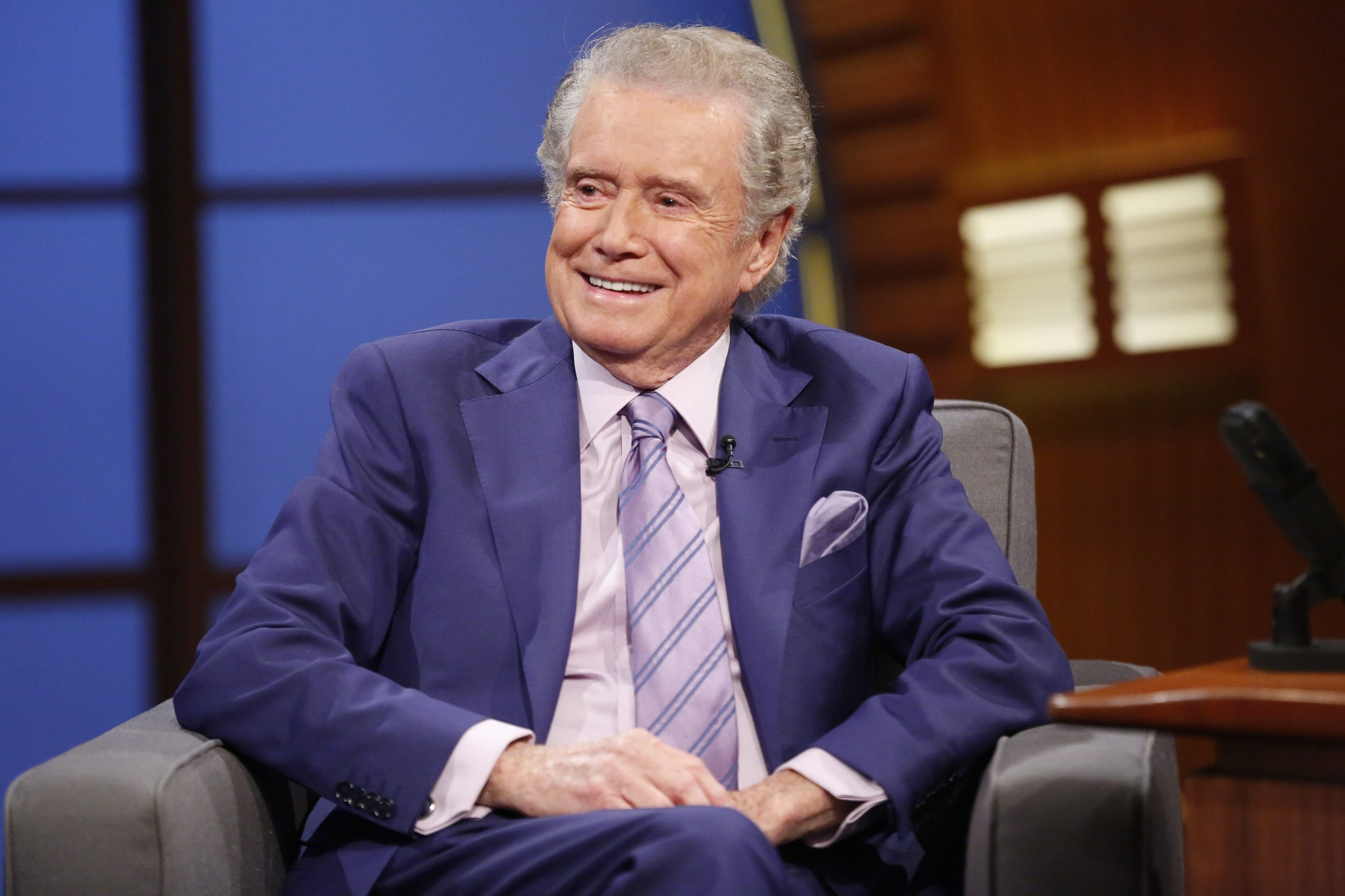 Regis Philbin, longtime television personality, dies at 88