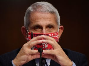 The coronavirus may have mutated to become more infectious, Dr. Anthony Fauci says