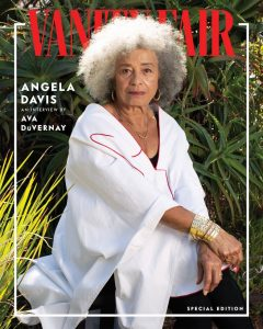 Deana Lawson Photographs Angela Davis for Striking Vanity Fair Cover – ARTnews.com