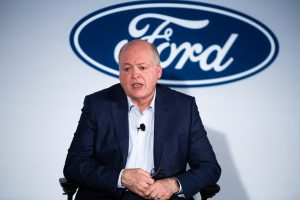 Ford CEO Jim Hackett to retire as stock lags, automaker taps Jim Farley