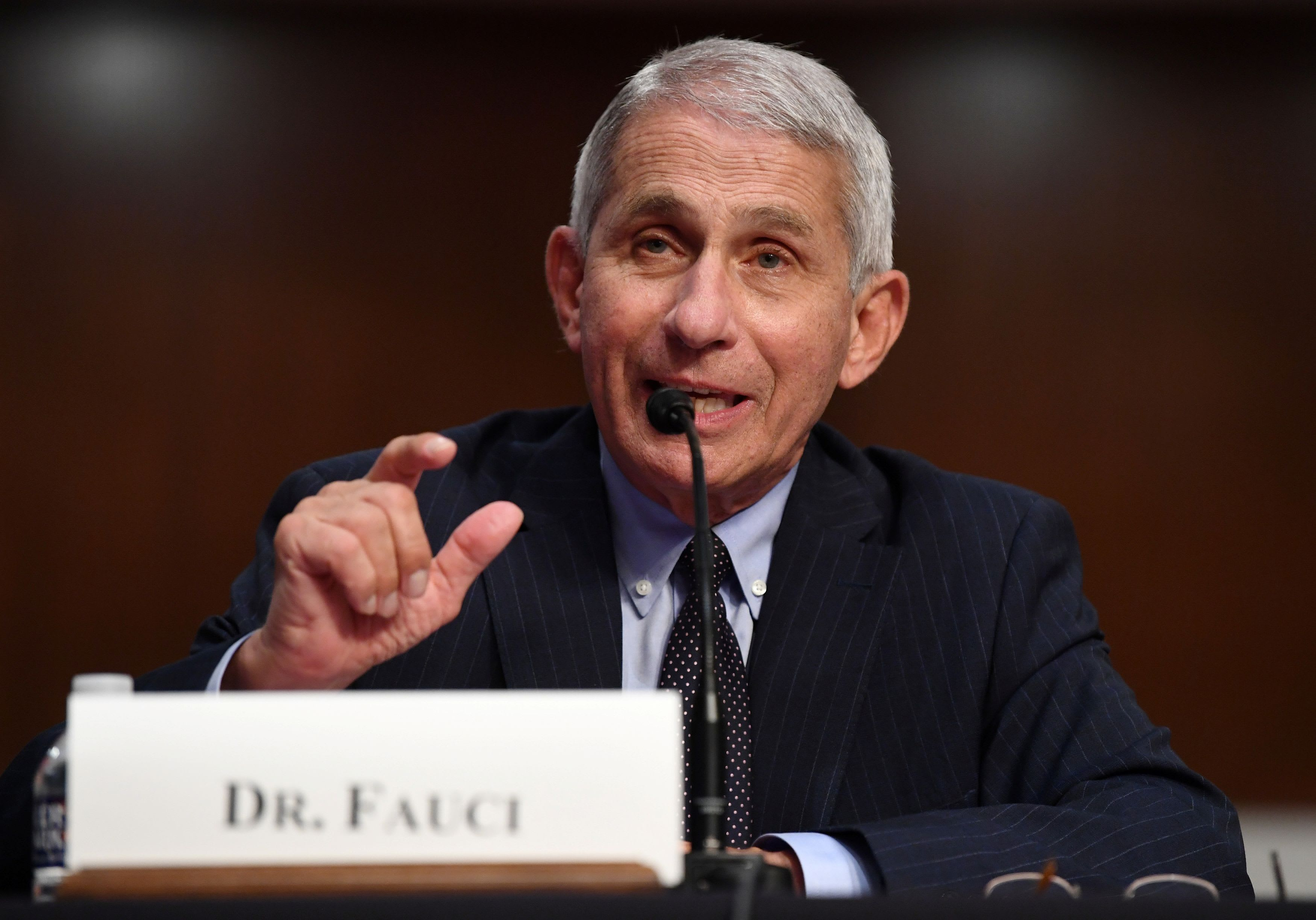 'The death toll would be enormous,' Fauci says of herd immunity to coronavirus in the U.S.