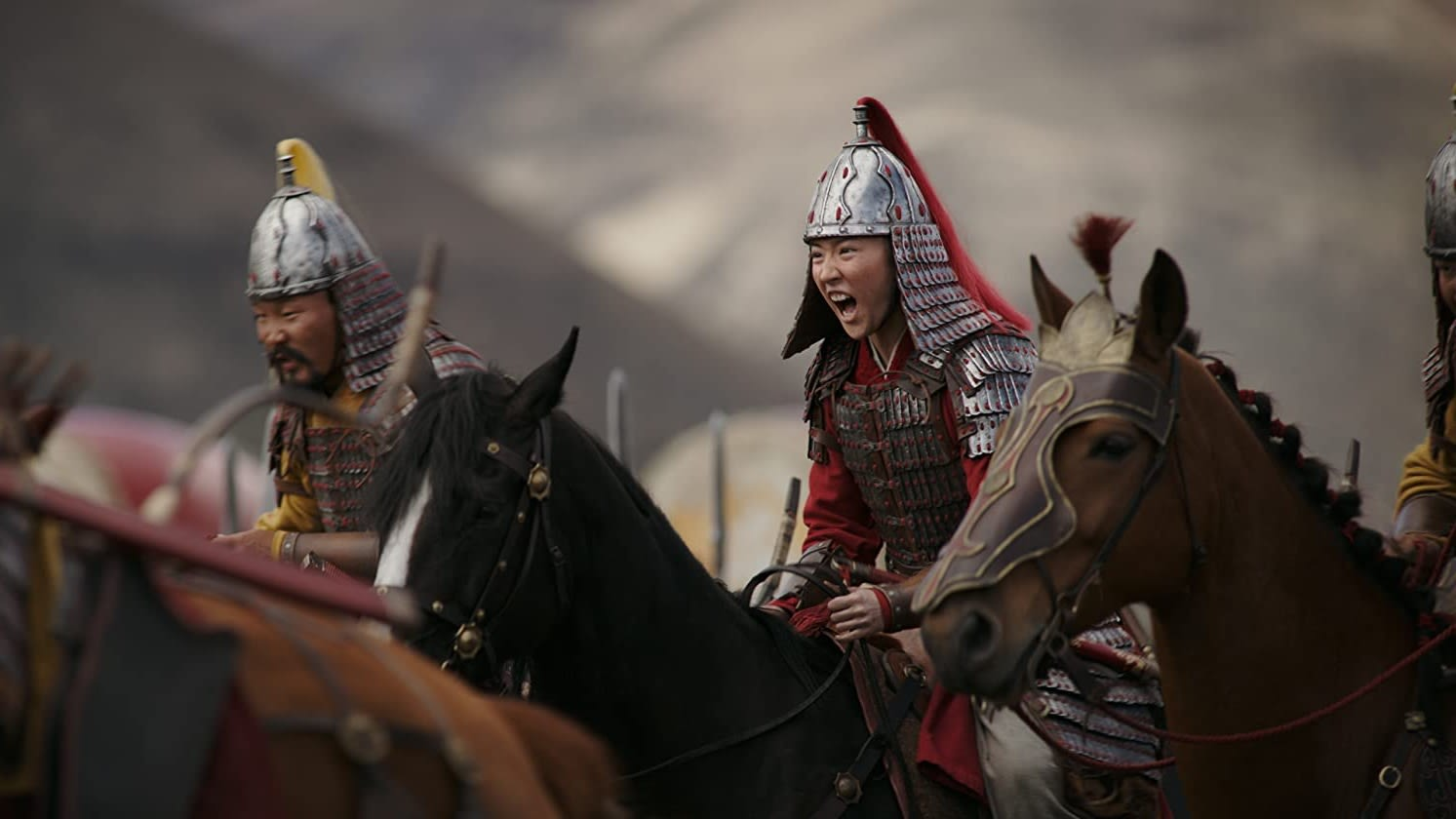 'Mulan' scores $23.2 million during opening weekend in China