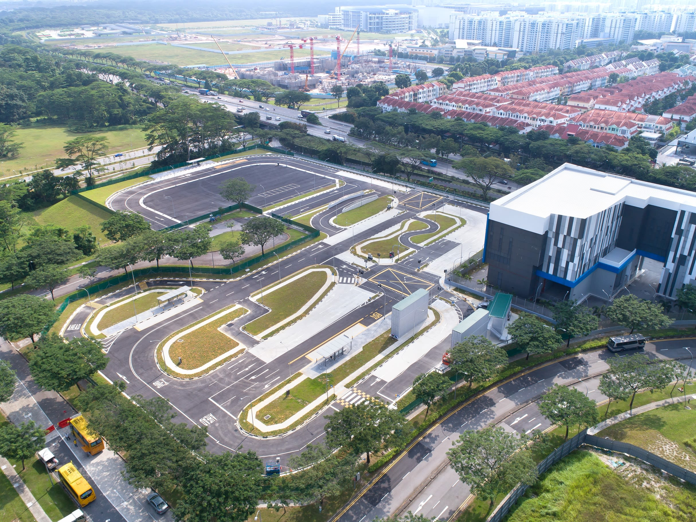 Singapore hopes to take its driverless ambitions to the public