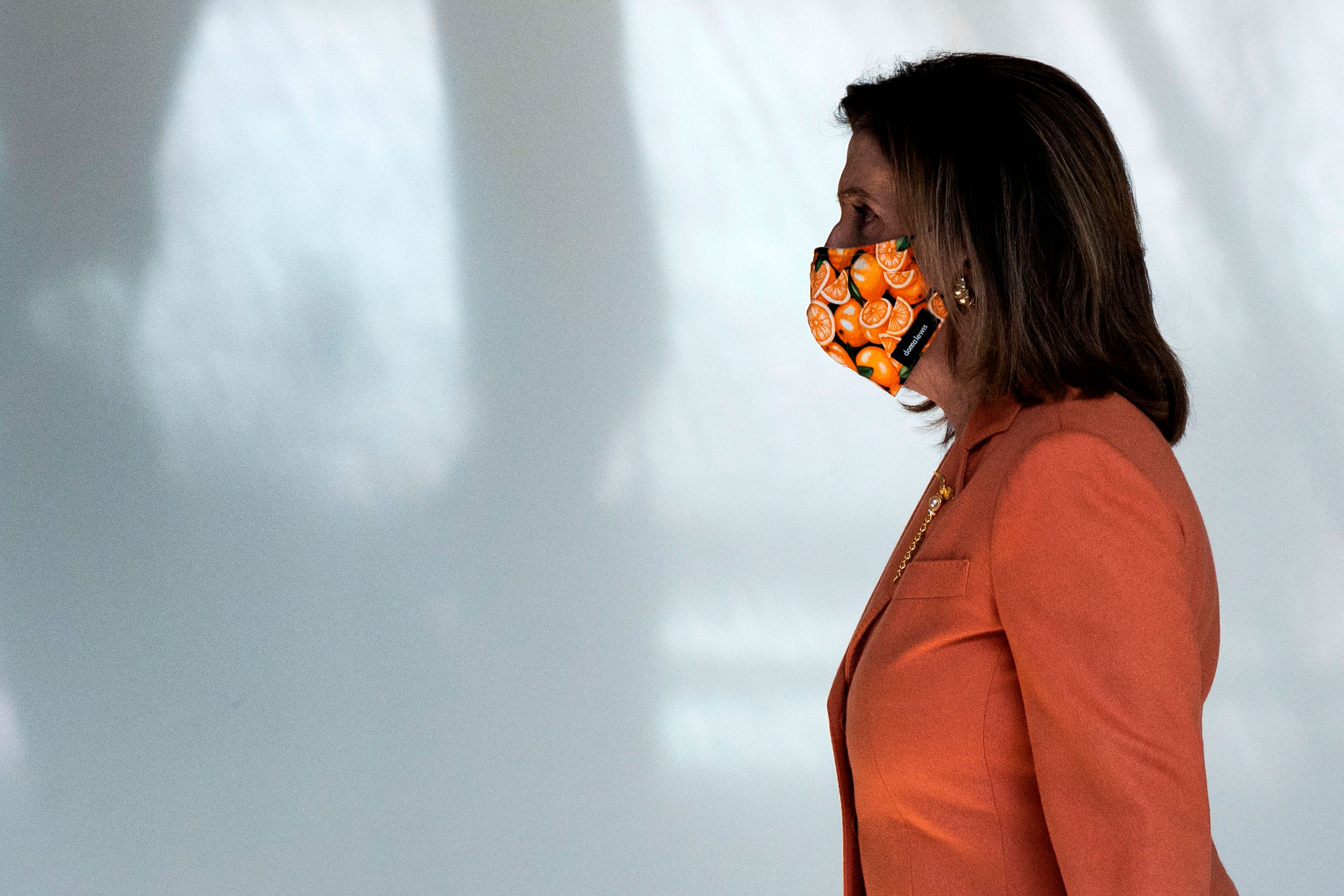 Pelosi dismisses Trump coronavirus stimulus offer