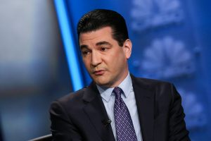 U.S. only at 'the beginning of the steep part' of the coronavirus pandemic, Dr. Scott Gottlieb says