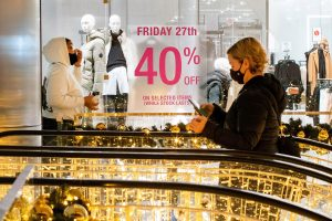 Black Friday may have seen 'fundamental change' due to Covid pandemic