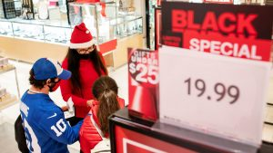 Black Friday online shopping on track to hit record, Adobe says