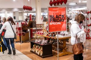 Black Friday traffic in stores craters 52% during pandemic