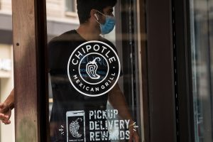 Chipotle opens its first digital-only restaurant as online orders soar