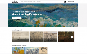 Comprehensive Digital van Gogh Database Launched by Museums – ARTnews.com