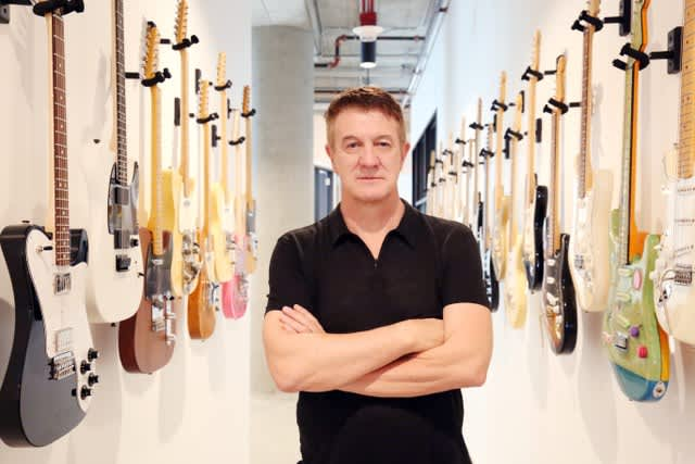 Fender sales boom as guitar playing surges during the pandemic