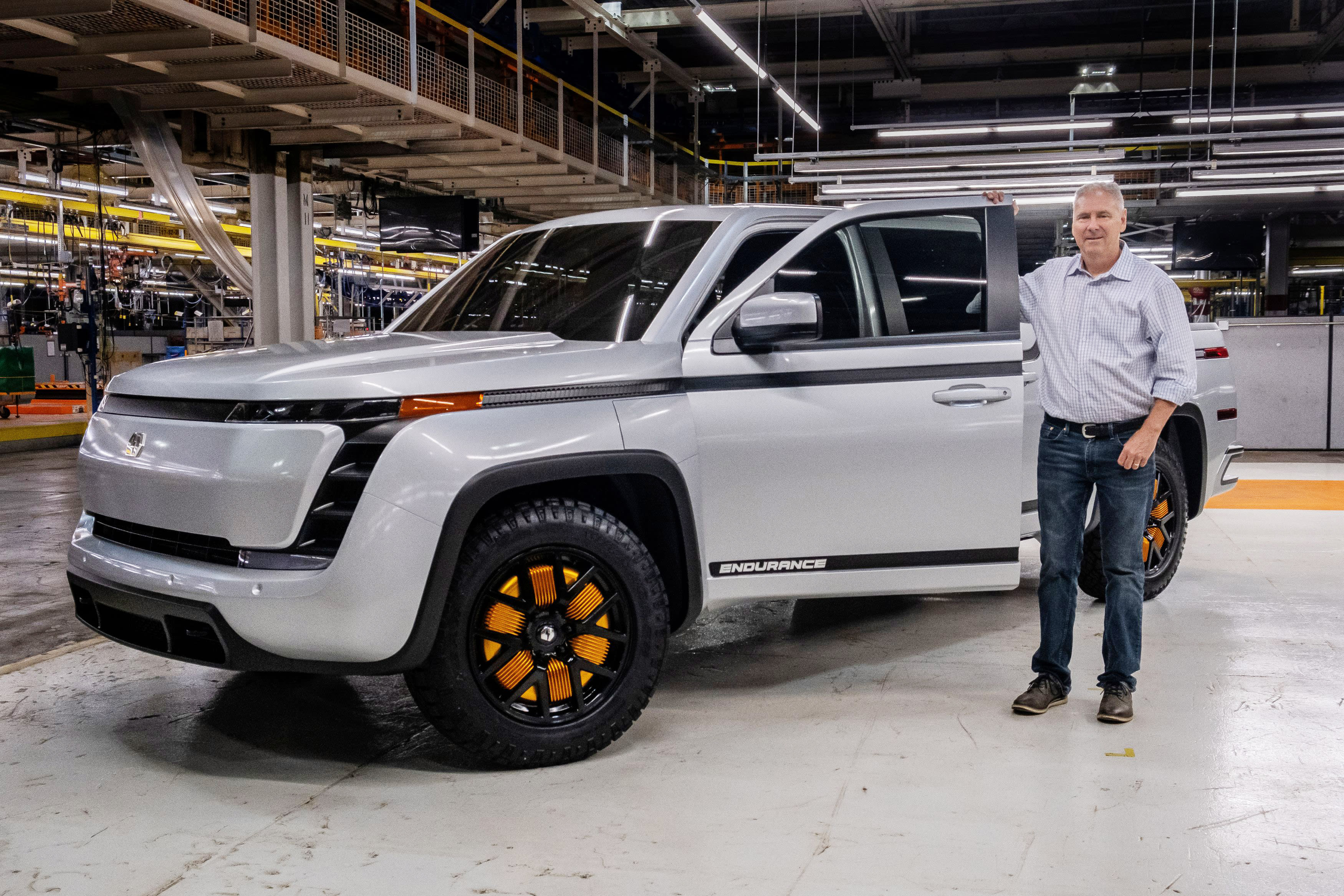 Lordstown Motors shares jump on early demand and robust hiring to build EV pickup