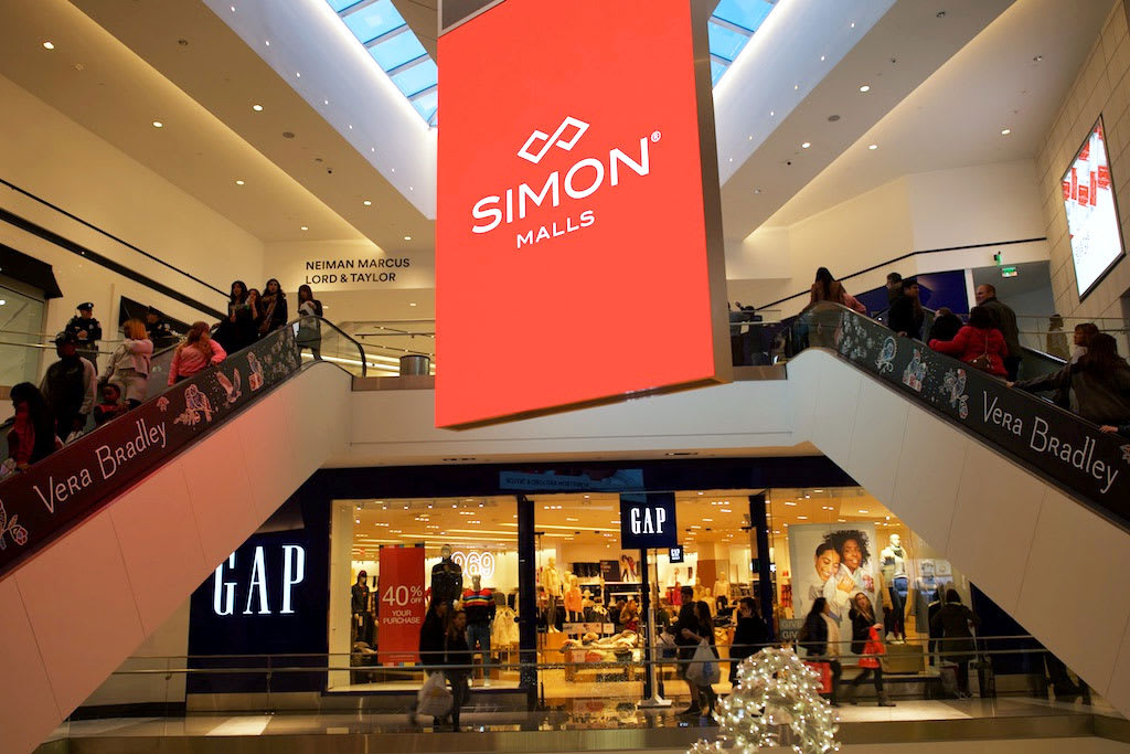 Mall owners Simon, Taubman revise merger terms, $800 million price cut