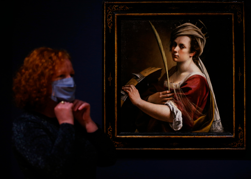Pay For a Virtual Tour of Artemisia Gentileschi Show—and More News – ARTnews.com