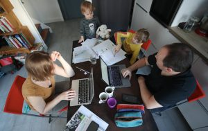 Remote work part-time seen as the norm after Covid