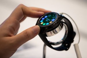 Samsung wearable device sales are up more than 30% this year