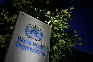 World Health Organization holds a briefing on Covid as Europe's outbreak appears to slow