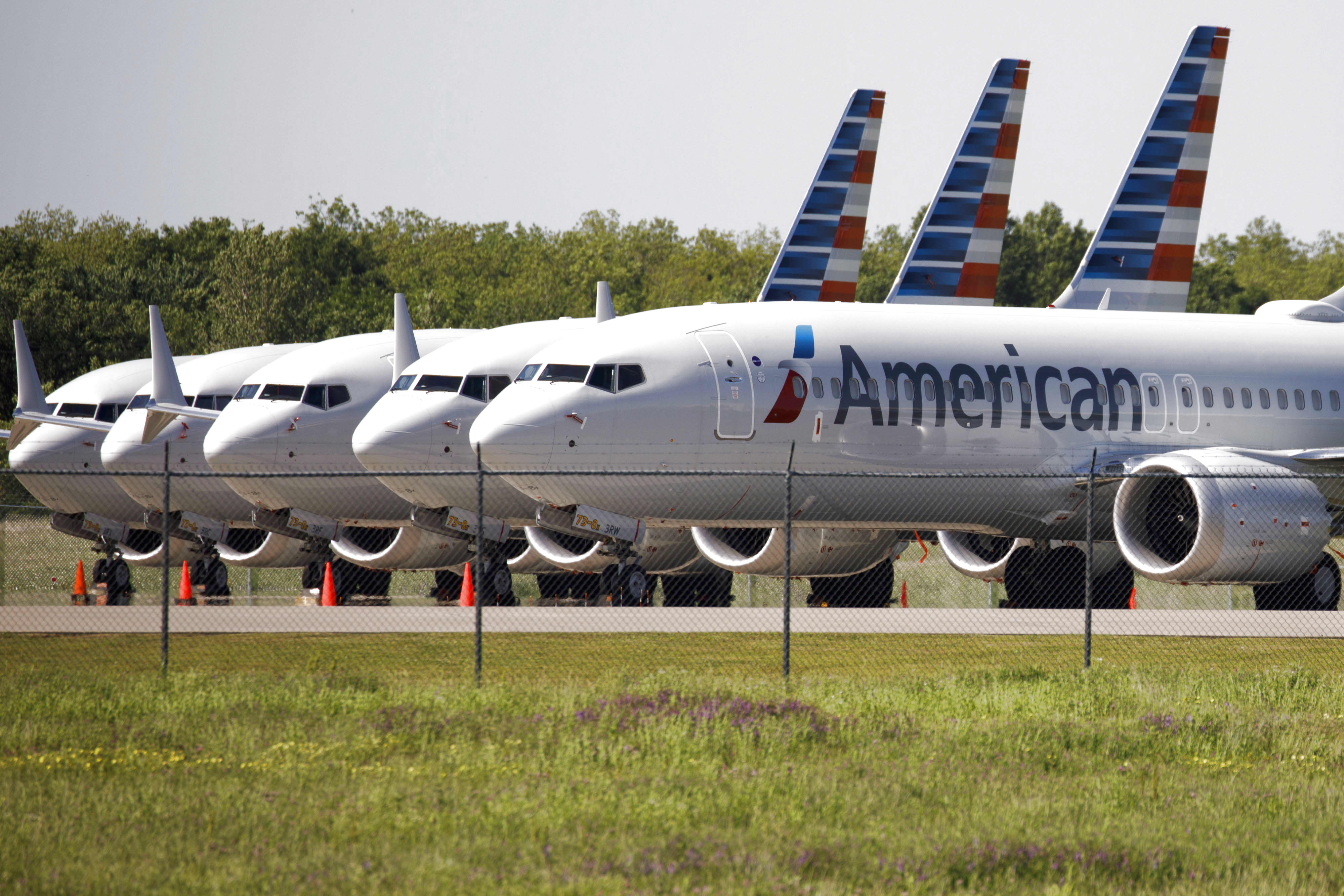 American Airlines starts Boeing 737 Max flights to boost confidence in jets