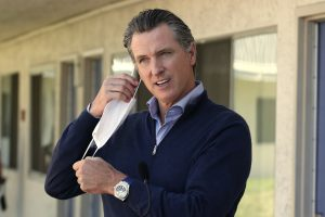 California has identified first case of new Covid strain found in UK, Newsom says