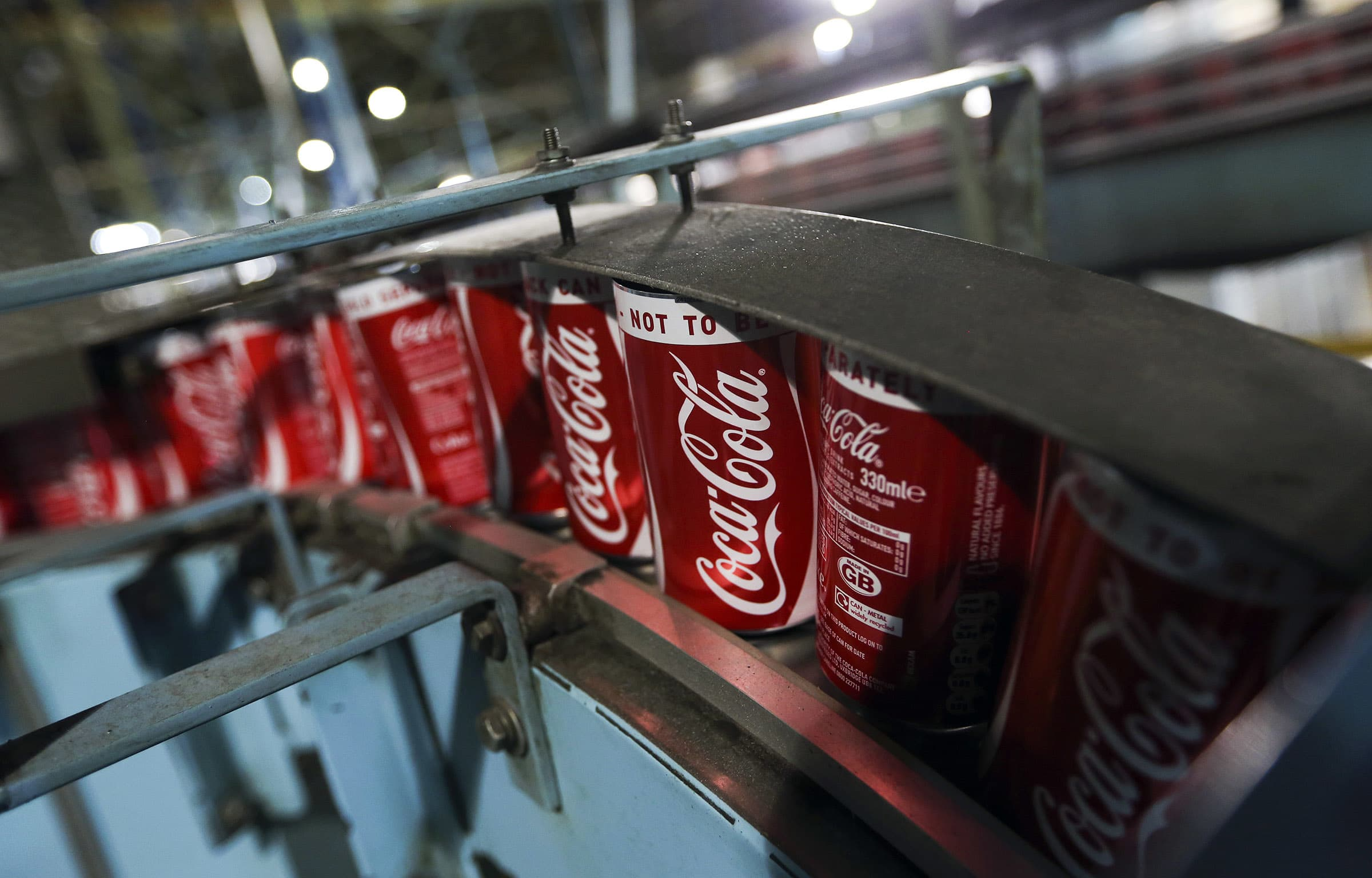 Coca-Cola will cut 2,200 jobs worldwide as part of restructuring plan