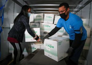 Covid vaccine distribution has been slower than U.S. officials thought it would be