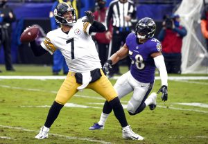 NFL's Steelers-Ravens game postponed a third time due to Covid-19