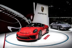 Porsche investing $24 million in 'e-fuels' for traditional sports cars